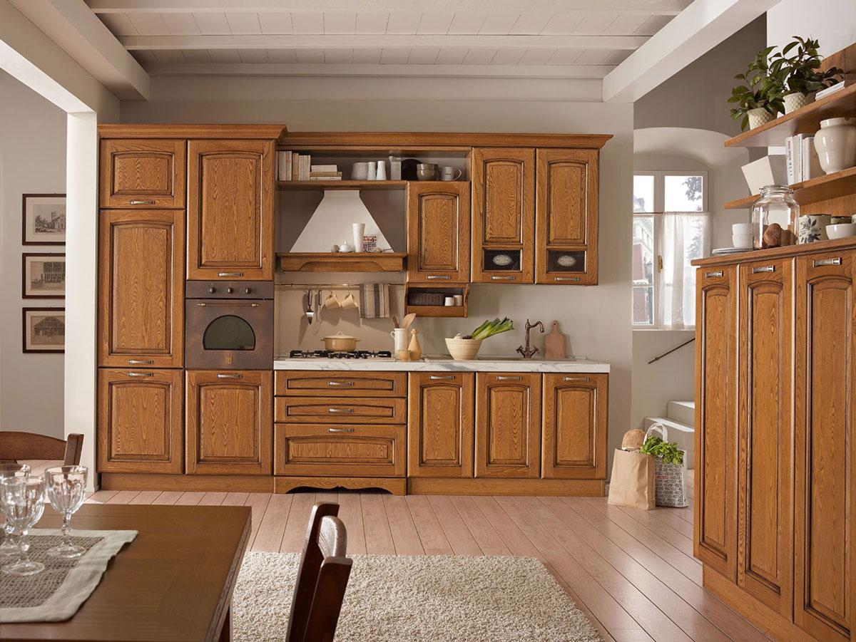 Miele Cucine Componibili.Punto 4 Interni Cucina Componibile Mod Lucrezia